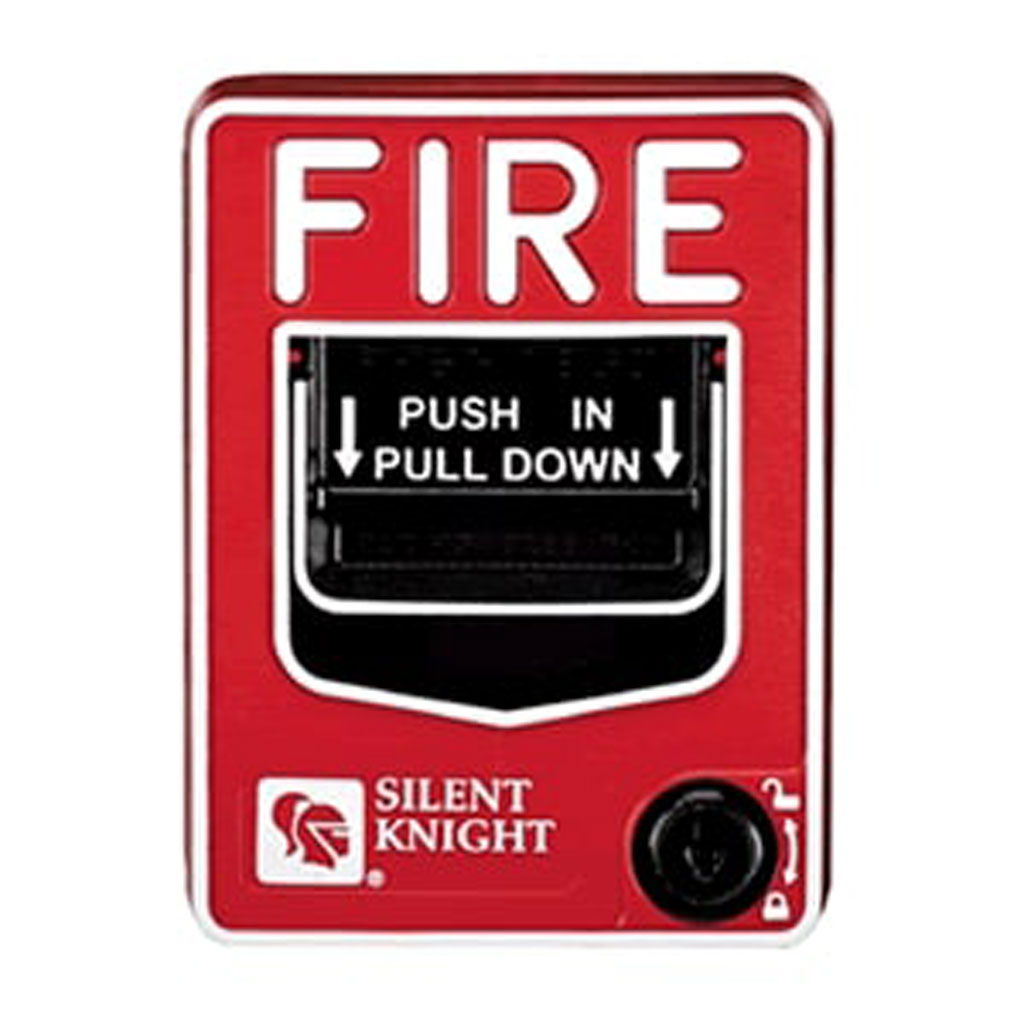 Pull Down Fire Alarm System