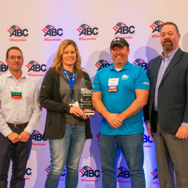 Suburban Electric Wins Award for Safety Excellence