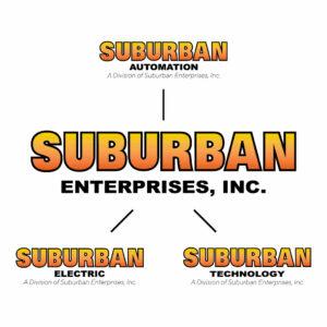 All Suburban Logos